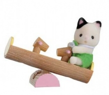 Sylvanian Families Carry Case Seesaw